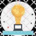 Worldwide achievement Icon