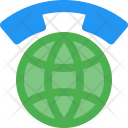 Worldwide Call International Icon