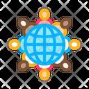 World Racial Tolerance Icon