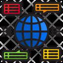 World Inbox Chat Icon