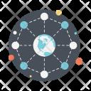 Worldwide Connection Global Icon