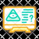 Worldwide Conspiracy Secret Icon