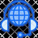 Worldwide Customer Care International Customer Care Customer Care Icon