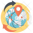 International Delivery Cargo Icon
