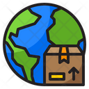 Worldwide Delivery International Delivery Delivery Icon
