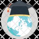 Global Education Worldwide Icon