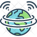 Worldwide Network Icon