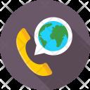 Worldwide Service Icon