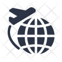 Worldwide Shipping Shipment Icon