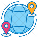 Worldwide Shipping Icon