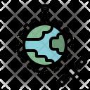 Worldwide technology Icon