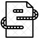 Worm Virus Icon