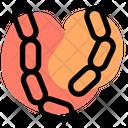 Worms Virus Bacteria Icon