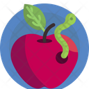 Nature Worms Apple Icon