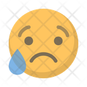Tearingup Icon
