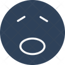 Worried Emoticons Smiley Icon