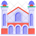 Holy Place Holy Mosque Worship Building Icon