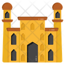 Holy Place Holy Mosque Worship Place Icon