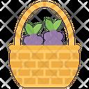 Woven Wicker Icon