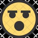 Wow Amaze Emoji Icon