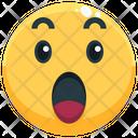 Wow Emoji Emotion Icon