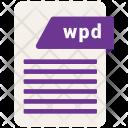Wpd File Icon
