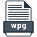 Wpg file Icon