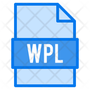 Wpl file Icon