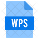 Wps file Icon