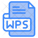Wps Document File Icon