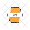 Wps File Document Icon
