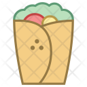 Wrap Roll Icon