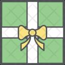 Wrapped Gift Box Icon