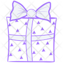 Gift Gift Box Wrapped Box Icon