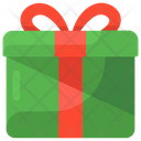 Wrapped Gift Birthday Gift Gift Boxe Icon