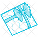 Surprise Box Wrapped Package Gift Box Icon