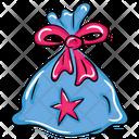 Wrapped Sack Icon