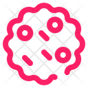 Bucket Flower Wreath Icon