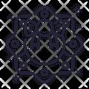 Wreath Ornament Decoration Icon