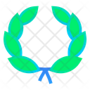 Wreath Laurel Award Icon