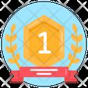 Honor Prize Reward Icon