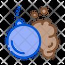 Wrecking Ball Bang Icon
