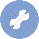 Wrench Spanner Hand Icon