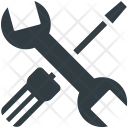 Wrench Hammer Repair Icon