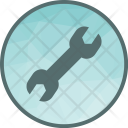 Wrench Fitting Repair Icon