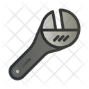 Wrench Tool Machine Icon