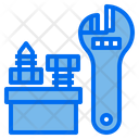Tools Wrench Tool Icon
