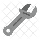 Wrench Equipment Construction Icon
