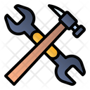 Wrench Repair Tools Icon