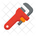 Wrench pipe Icon